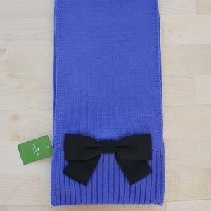 Kate Spade Muffler Scarf with Bow